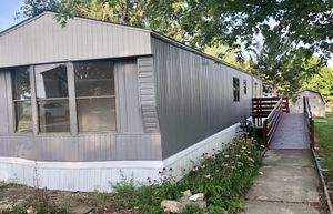 Single-Wide Newly Remodeled Mobile Home For Sale! for Sale in Rome, OH