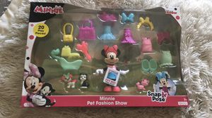Fisher-Price Minnie pet show toy for Sale in Newport Beach, CA