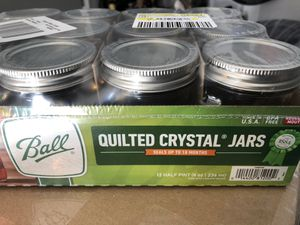 Ball Canning/Mason Jars for Sale in Paramus, NJ