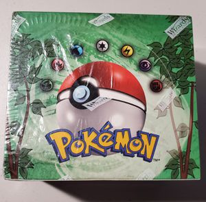 Pokemon Jungle Booster Box for Sale in Tampa, FL