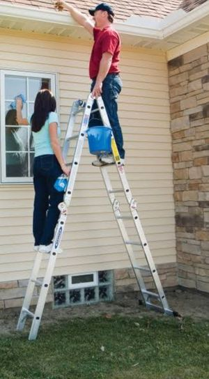 Keller 16ft ladder for Sale in San Bernardino, CA