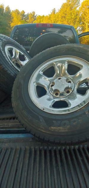 2003 Dodge Ram 1500 stock Rims for Sale in Foxborough, MA