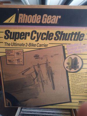 2 bike carrier for Sale in Orlando, FL