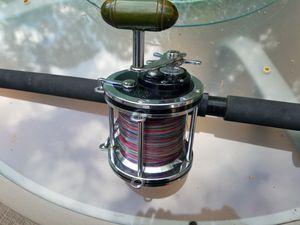 Penn tuna stick w/penn senator 9/0 reel fishing rod /pole for Sale in Smithtown, NY