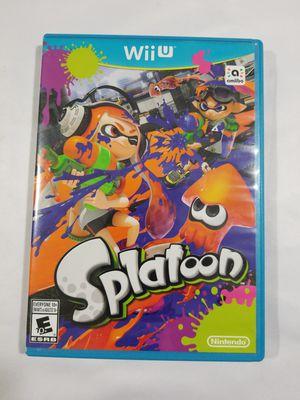 Splatoon (Nintendo Wii U, 2015) Fast Shipping for Sale in Winter Springs, FL
