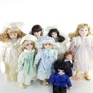 Lot of 8 Vintage Collectible Dolls (1022509) for Sale in San Bruno, CA