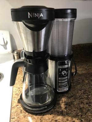 NINJA IQ COFFEE BAR HOT OR COLD BREW for Sale in Midland, VA