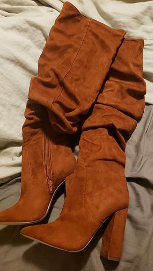 Thigh high boots for Sale in Vancouver, WA