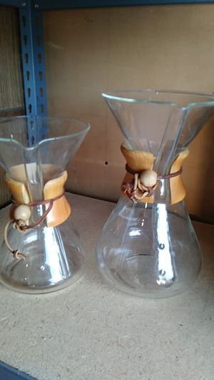 Vintage Pyrex Chemex drip coffee for Sale in Long Beach, CA