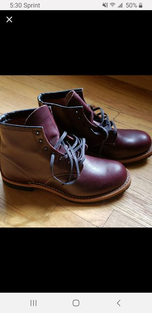 """RED WING 6"""" BECKMAN BOOTS size 8 (BRAND NEW) for Sale in Denver, CO"""
