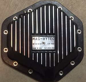 GM 14 Bolt FF Axle Mag-Hytec Diff Cover. # GM 14-10.5A for Sale in Federal Way, WA
