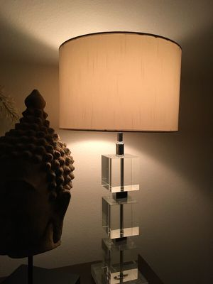 Linen Lamp shade only for Sale in Scottsdale, AZ