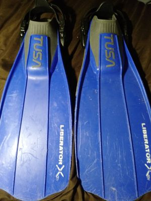 Liberator Diving Fins and Deep Sea Diving Boots for Sale in Bowie, TX