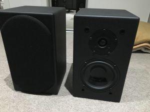 James Loudspeakers S-62 Bookshelf speakers for Sale in Los Angeles, CA