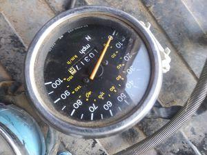Motorcycle speedometer 78 for Sale in Abilene, TX
