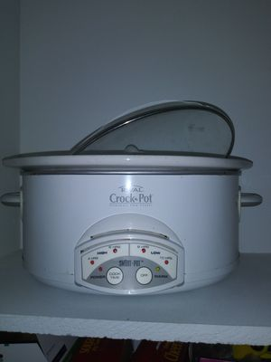 Rival slow cooker \ crock pot for Sale in Redford Charter Township, MI