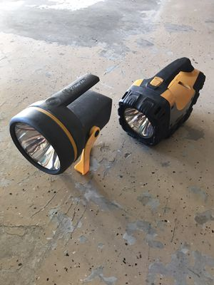 Large Rugged Flashlights for Sale in San Diego, CA