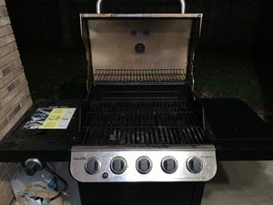 Gas grill one side burner for Sale in Biloxi, MS