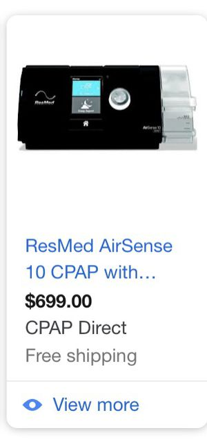 Resmed CPAP machine for Sale in Hillsboro, OR