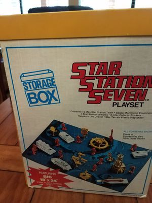Collectable Star Station Toy Set for Sale in Phoenix, AZ