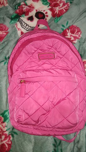 Cute Pink MARC JACOB'S BACKPACK for Sale in Austin, TX