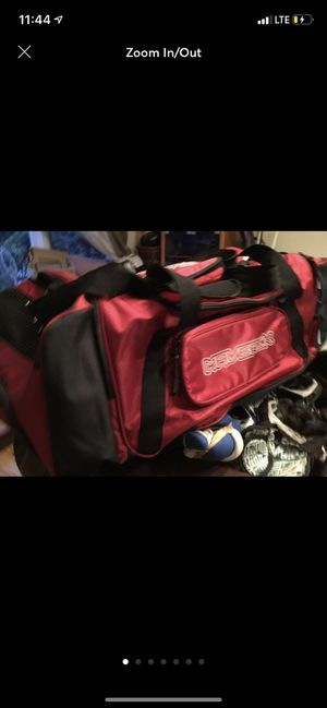 Lacrosse bag ! SHIPPING ONLY for Sale in Brentwood, NY