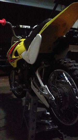 Drz110 pitbike for Sale in Escondido, CA