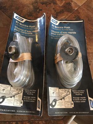 Camco. RV Quickie Flush Kit for Sale in Scottsdale, AZ