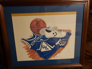 Kentucky basketball prints 30 each for Sale in Henryville, IN