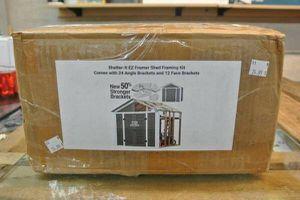 Shelter-It EZ Framer 7′ x 8′ DIY Outdoor Shed Framing Kit for Sale in Mesa, AZ