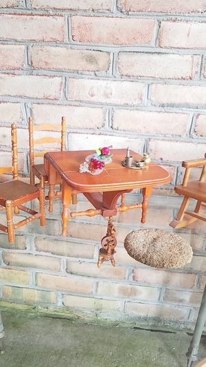 Strombecker doll furniture for Sale in Ellicott City, MD