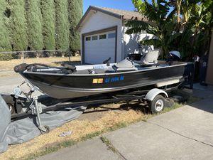 12ft aluminum boat for Sale in Stockton, CA