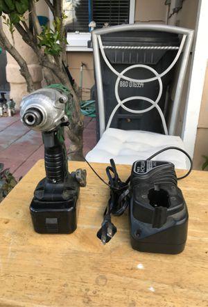 12v Hitachi drill for Sale in Palmdale, CA