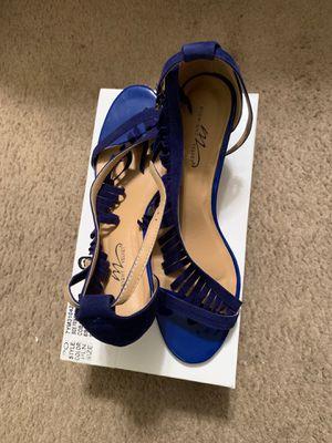 Midnight Velvet 2 inch heels for Sale in Smyrna, TN