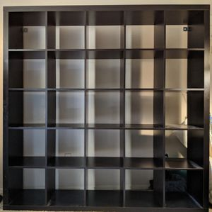 IKEA EXPEDIT 5x5 storage shelves/cubbies for Sale in Simi Valley, CA