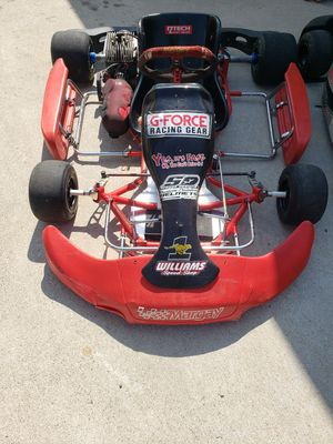 Margay racing gokarts, very well taking care of and very fast machines!! for Sale in Quincy, IL
