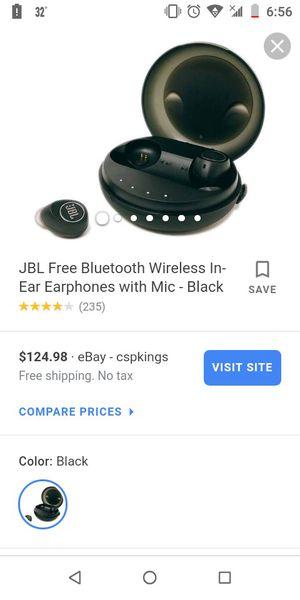 JBL wireless headphones for Sale in LA BARQUE CRK, MO