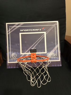 Hang Up Basketball Hoop for Sale in Tampa, FL