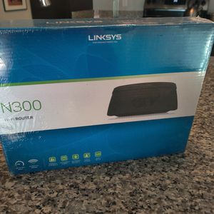 Linksys N300 Wi-Fi Router for Sale in Pflugerville, TX