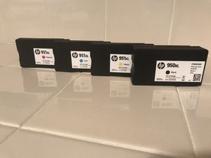 Hp ink XL cartridges for Sale in Reedley, CA