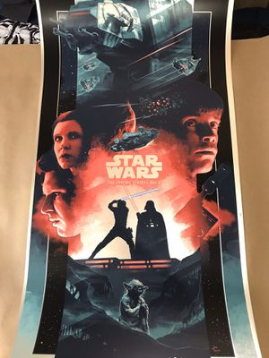 Star Wars John Guydo Art Pieces for Sale in Miami, FL