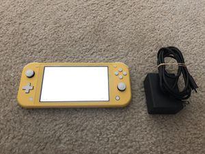Nintendo Switch Lite Like New for Sale in Phoenix, AZ