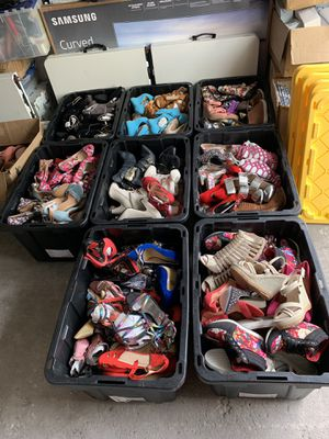 Shoes Store Liqudathion around 500 pair just 1000$ for Sale in St. Petersburg, FL