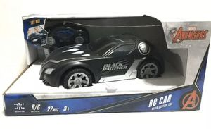 Marvel Avengers Friction Cars - Captain America Iron Main Black Panther for Sale in Las Vegas, NV