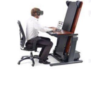 Working desk treadmill for your home office! Nordic Track Treadmill Desk Walk Station $500 OBO for Sale in Huntington Beach, CA