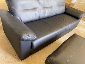 KNISLINGE Sofa, Idhult black for Sale in Alameda, CA