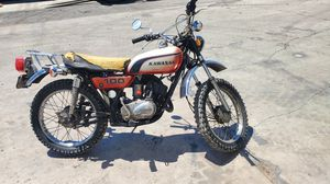 1973 - 74 Kawasaki G4TR 100 Motorcycle for Sale in Tulare, CA