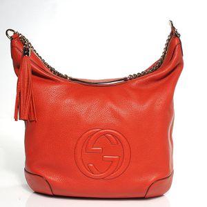 Authentic Gucci Soho Chain Shoulder Bag for Sale in Fairfax, VA