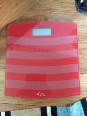 New glass bathroom scale for Sale in Tracy, CA
