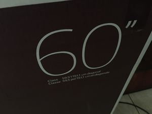 60 inch lg tv for Sale in Lauderdale Lakes, FL